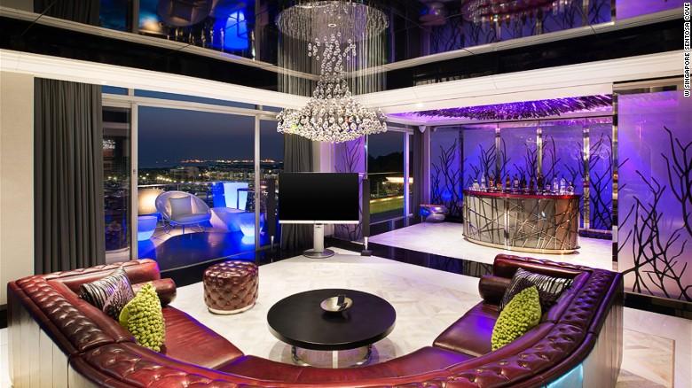 Singapore's 6 most extravagant hotel suites – CNN.com