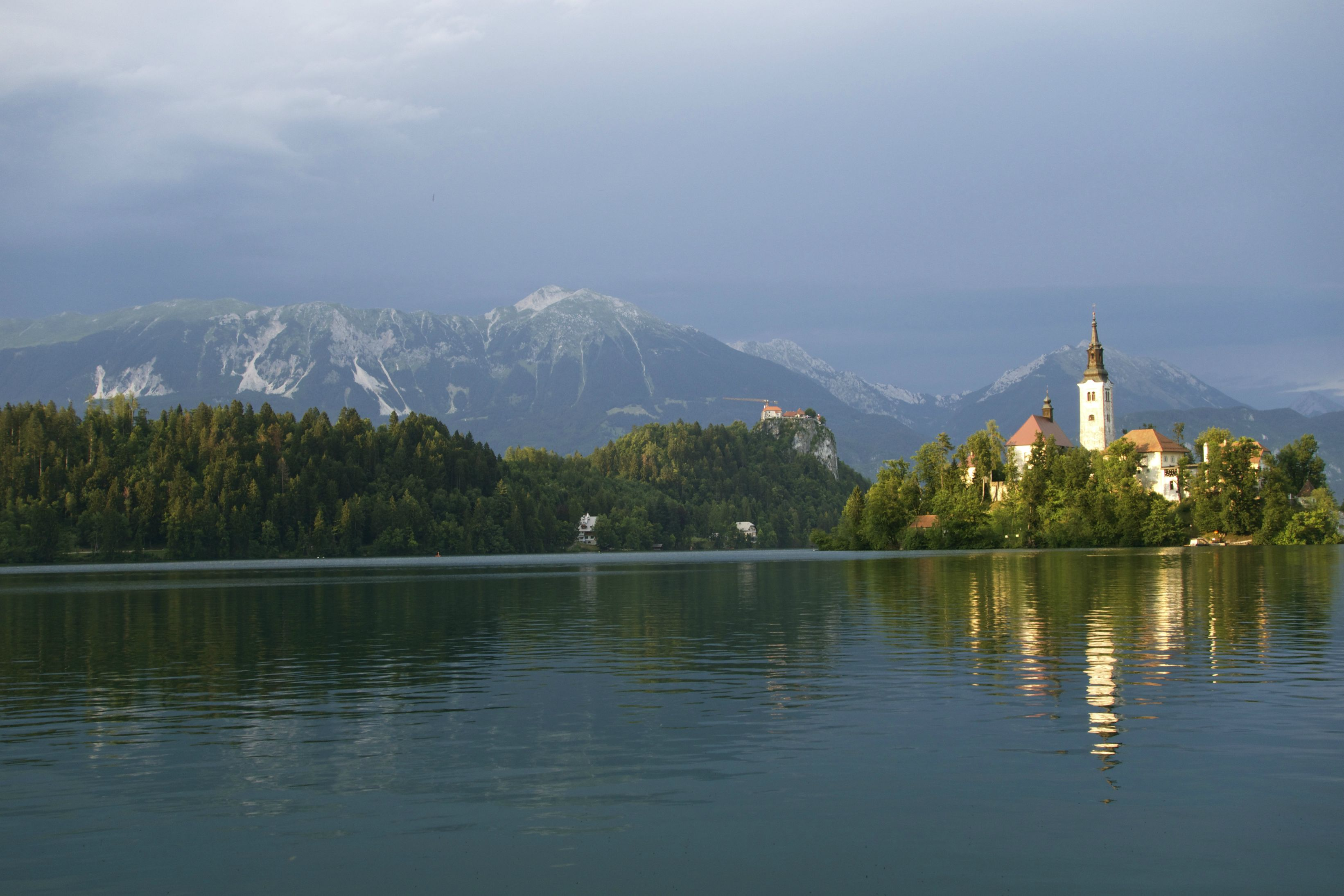 Lake Bled in Slovenia, Interested?