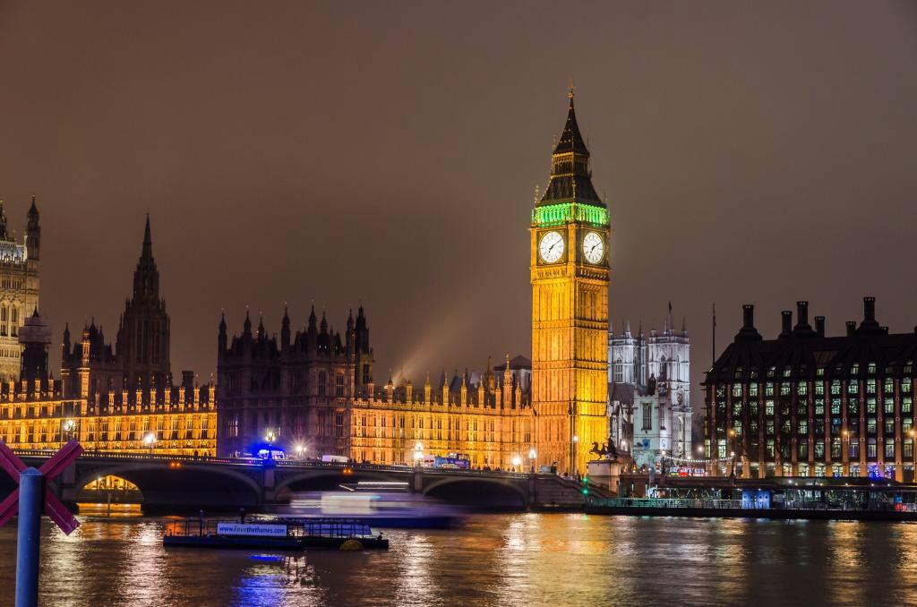 Top 7 Must-Visit Spots in London